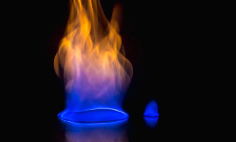 Состав газа в газопроводе