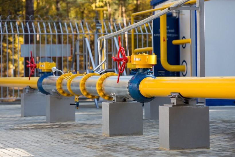 Категории газопроводов по давлению