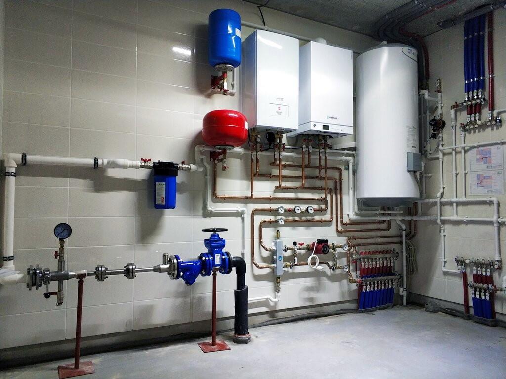 Одноконтурная и двухконтурная система отопления: разница